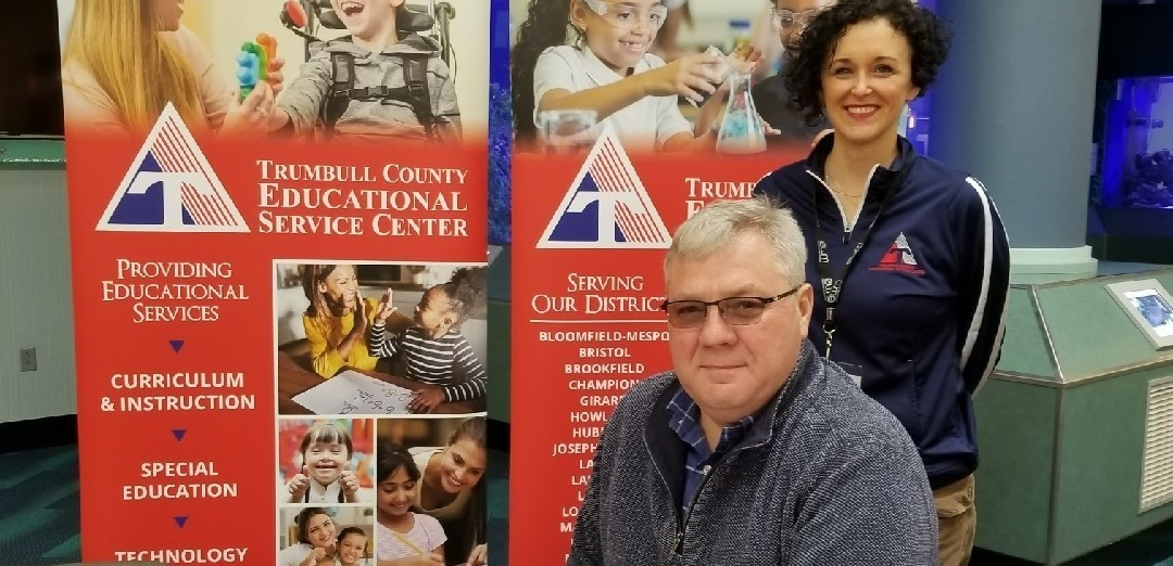 TCESC participates in Trumbull County Kindergarten Transition Fair