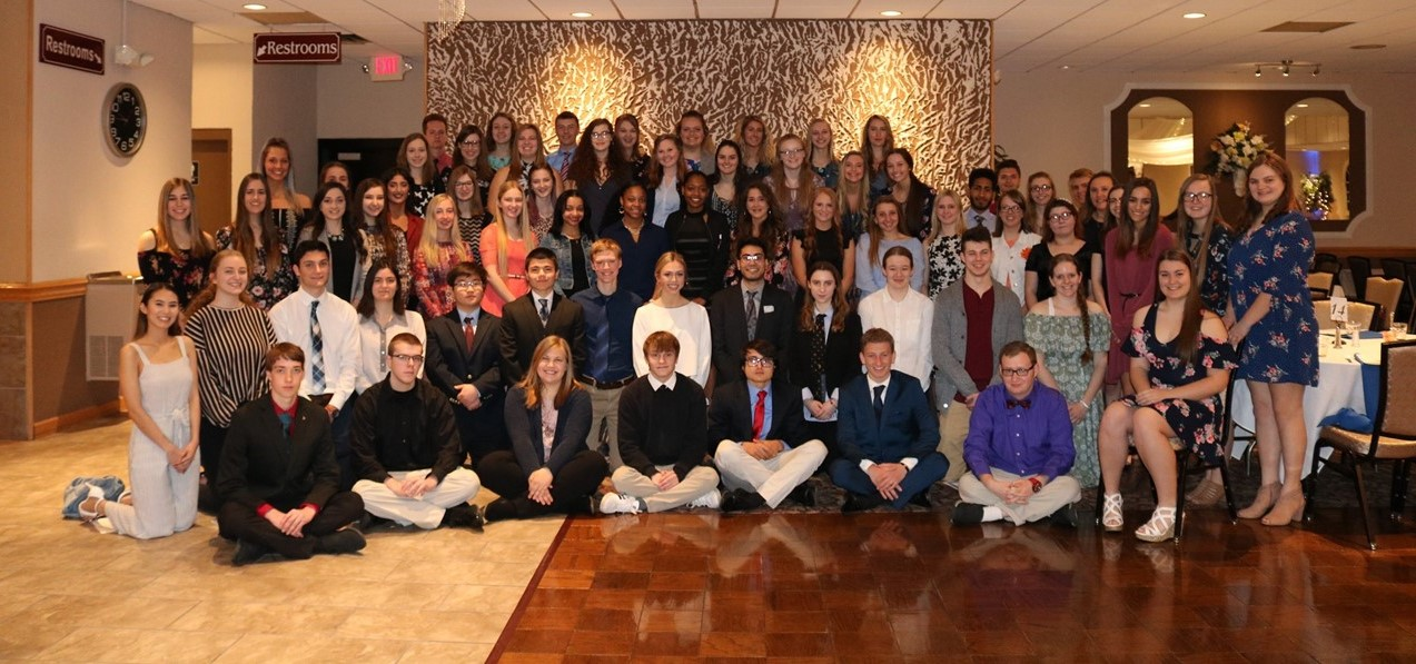 Trumbull County valedictorians celebrate achievements at TCSA Valedictorian Breakfast