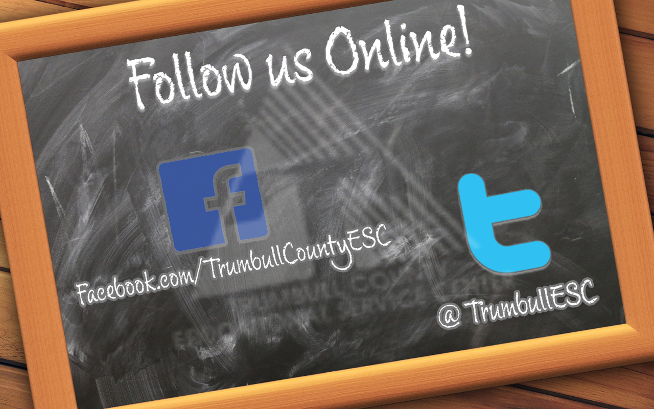 Follow TCESC on Facebook and Twitter