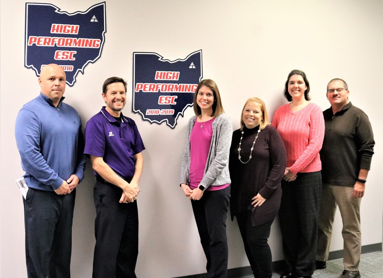 TCESC Earns the state's 2018-2019 High Performing ESC Recognition.