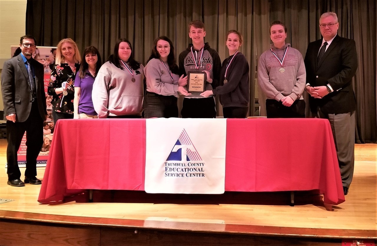 Champion wins TCESC High School Prep Bowl