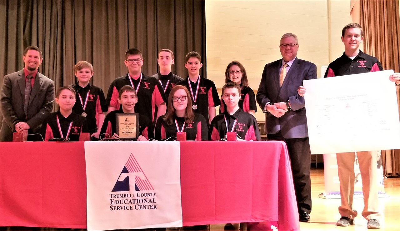 LaBrae wins TCESC Middle School Prep Bowl