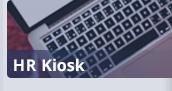 HR Kiosk