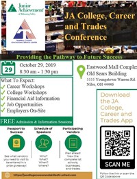 JA College, Career & Trades Conference.